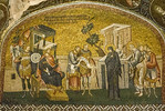 Istanbul, Chora-Kloster: Volkszählung (28)