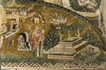 Istanbul, Chora-Kloster: Verkündigung an Anna (12)