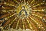 Istanbul, Chora-Kloster: Maria mit Vorfahren Christi (8)