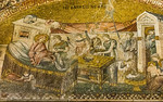 Istanbul, Chora-Kloster: Geburt Marias (14)