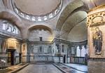 Istanbul, Chora-Kloster, Naos (Gemeinderaum) nach Norden
