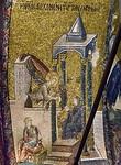 Istanbul, Chora-Kloster: Maria wird vom Engel gespeist (19)