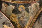 Istanbul, Chora-Kloster: Hymnendichter St. Kosmas (70)