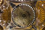 Istanbul, Hagia Sophia: Kuppelquadrat und Halbkuppeln