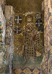 Istanbul, Hagia Sophia: Alexander-Mosaik in der Nordempore (um 912)
