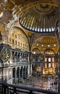 Hagia Sophia (Aya Sofia)