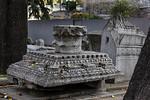 Istanbul, Reste der Hagia Sophia von Theodosius II. (415)