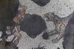 Istanbul, Mosaikmuseum im Peristyl-Hof des ehem. Kaiserpalastes (Mozaik Müzesi)