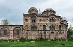 Istanbul, Pammakaristos-Kloster: Narthex und Grabkapelle (Parekklesion) von Süden
