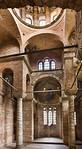 Istanbul, Pammakaristos: Blick aus Narthex nach Osten in Apsis