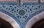 Istanbul, Rüstem Pascha: Kacheln