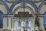 Istanbul, Sergios und Bakchos: oberer Teil der Apsis