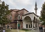 Istanbul, Sergios und Bakchos (Küçük Ayasofya Camii) von Südosten mit Arkadenhof (1510)