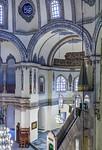 Istanbul, Sergios und Bakchos: nördl. Teil der Apsis von Empore