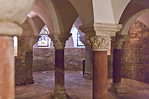 Gandersheim. Stiftskirche: Krypta