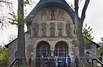 Goslar. Domvorhalle des zerstörten Doms