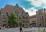 Hildesheim, Markt: Rathaus