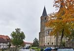 Hildesheim, St. Godehard von Westen