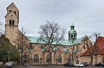 Hildesheim, Dom von Norden