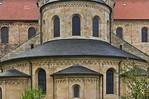 Hildesheim, St. Godehard, Ostchor, Detail
