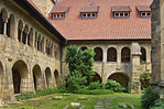 Hildesheim, Domkreuzgang