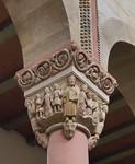 Hildesheim. St.Godehard, Kapitell