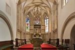Freyburg, Stadtkirche St. Marien, Chor