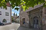 Freyburg, Marktplatz