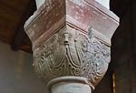 Drübeck, St. Vitus: Kapitell (frühes 11. Jh.)