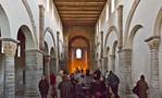 Drübeck, St. Vitus: Längsschiff nach Westen