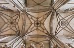 Halberstadt, Dom. Sterngewölbe in Vierung- und Seitenschiffen