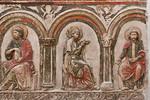 Halberstadt, Liebfrauenkirche. nördl. Chorschranke: Andreas, Matthäus, Thomas
