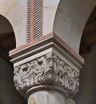 Hamersleben, St. Pankratius. Kapitell der südl. Arkadenreihe