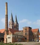 Jerichow, Stiftskirche: Das Umfeld (2/2008)