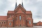 Jerichow, Stiftskirche: Ostseite