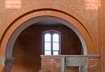 Jerichow, Stiftskirche: Arkade im Chor
