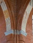 Jerichow, Stiftskirche: Kapitell des nordwestl. Vierungspfeilers