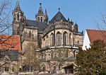 Magdeburg, Dom von Osten