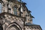 Magdeburg, Dom. Chor, 2. Geschoss, Detatil