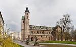 Magdeburg, Liebfrauenkirche von Süden