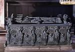 Magdeburg, Dom. Grabmal Erzbischof Ernst von Sachsen (Peter Vischer d.Ä., 1495)
