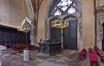Magdeburg, Dom. Ernstkapelle mit Grabmal (Peter Vischer d.Ä., 1495)