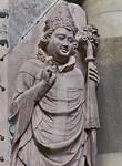 Magdeburg, Dom. Grabstein von Erzbischof Otto von Hessen (gest. 1361)