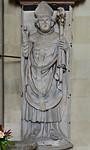 Magdeburg, Dom. Grabstein von Erzbischof Albrecht von Querfurt (gest. 1403) im nördlichen Querhaus