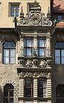 Merseburg, Schlosshof, Prunkerker im Nordflügel (Melchior Brenner, um 1610)