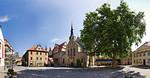 Merseburg, Domplatz