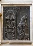 Merseburg, Dom, Epitaph Bischofs Thilo von Trotha (Ende 15. Jh.)