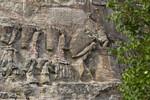 Großjena, Steinernes Lesebuch: Christus in der Kelter
