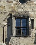 Naumburg, Ägidienkurie: Fenster von außen