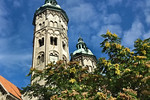 Naumburg, Dom: Osttürme von Südost